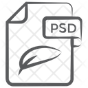 Psd File File Extension File Format Icon