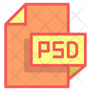 Psd File Format File Icon