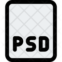 Psd File Psd File Format Icon
