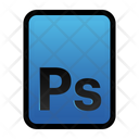 File Adobe Ps Icon