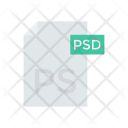 Document File Psd Icon