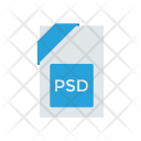 Psd File Document Icon