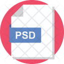 Folder Psd File Icon