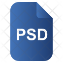 Psd Ps File Icon