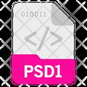 Psd1 file Icon