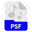 Psf file Icon