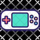 Psp Game Joypad Icon