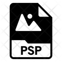 Psp file Icon