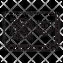 Psu Power Supply Unit Power Supply Icon