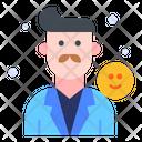 Psychiatrist Mental Doctor Icon