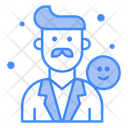 Psychiatrist Icon
