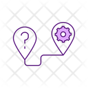 Create Psychological Distance Icon