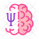 Psychologically Brain Icon