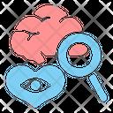 Psychology Brain Mind Icon