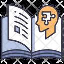 Psychology Education Jigsaw Icon