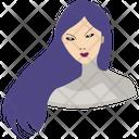 Psylocke Superheroine Comic Icon