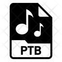 Ptb file Icon