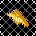 Pterodactyl Dinosaur Isometric Icon