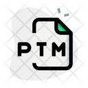 Ptm File Icon