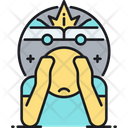 Ptsd From Accident Post Traumatic Stress Disorder Car Accident Icon