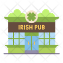 Irish Pub Pub Irish Icon