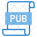 Pub File Icon