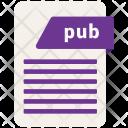 Pub file Icon