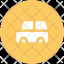 Public Van Delivery Icon