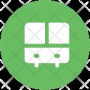 Public Transport Vehicle Icon