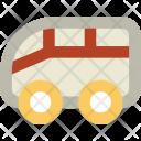 Public Bus Transport Icon