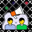 Public Announcement Icon