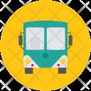Public Bus Tour Icon