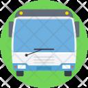 Bus Coach Vehicle Icon