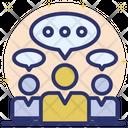 Public Counsellor Icon