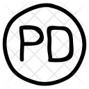 Alphabets Legal Trademark Icon