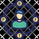 Public Network Social Communication Social Media Icon