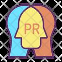 Public Relation Icon