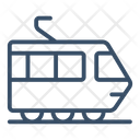 Train Rail Railroad Icon