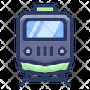 Public Train Icon