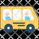 Public Transport Bus Driver Icon