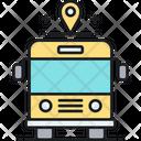 Public Transport Travel Transportation Icon
