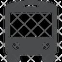 Bus Passenger Vehicle Vehicle Icon