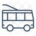 Public trolleybus Icon