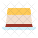 Pudding Jelly Gelatine Icon