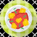 Pudding Sweet Food Icon