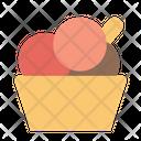 Pudding Dessert Sweet Icon