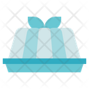 Vegetarian Pudding Jelly Icon