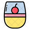 Pudding Cotta Panna Icon