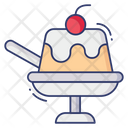 Pudding Jelly Sweet Icon