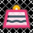 Pudding Dessert Cake Icon